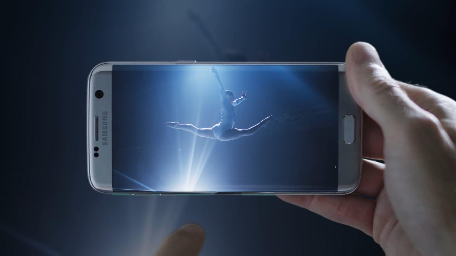 SENOL KORKMAZ DIRECTOR - Samsung_S7 Phone TVC