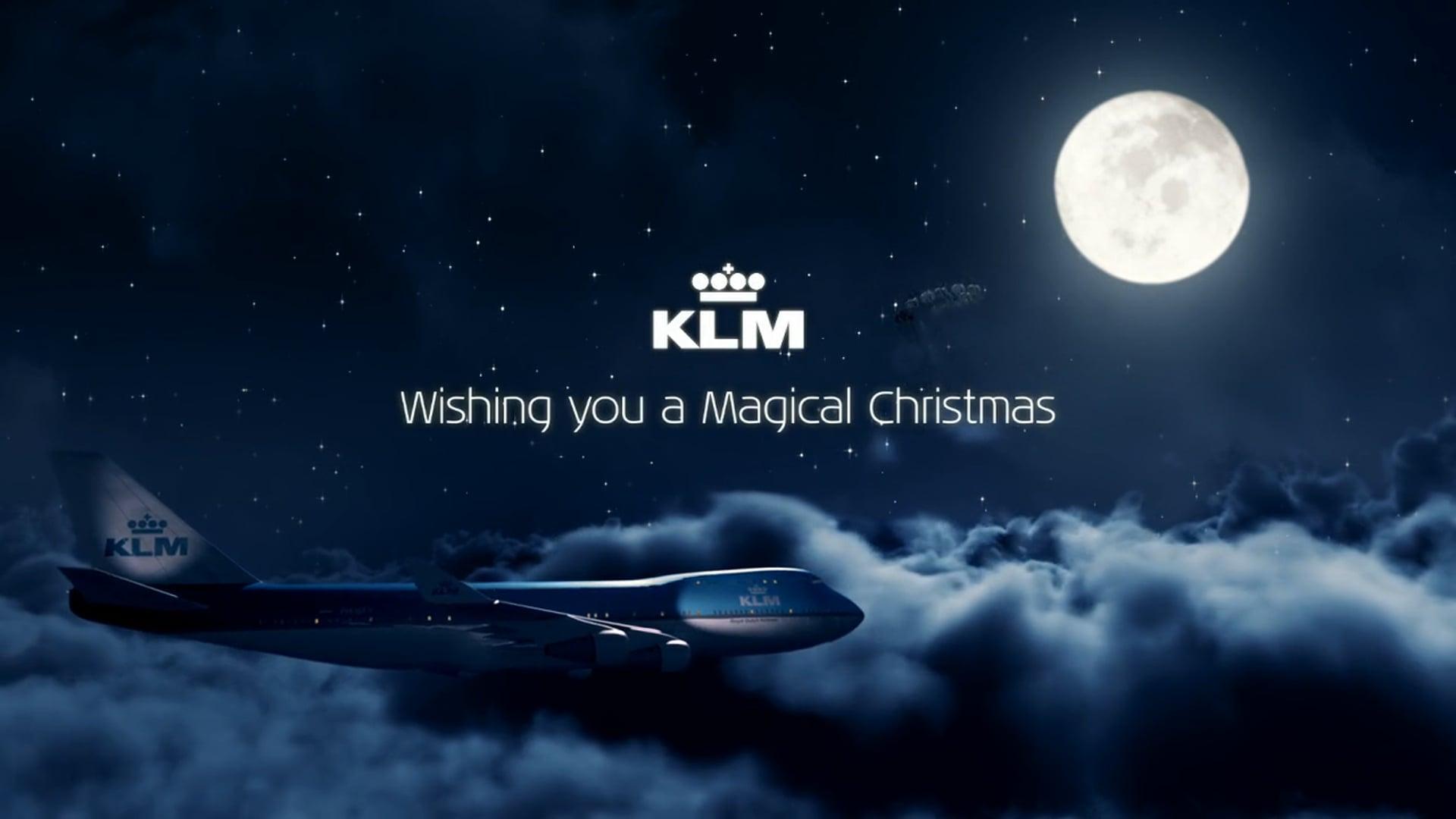 Paul Vos - KLM Christmas