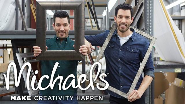 Michaels - Scott Living - Aaron Brothers