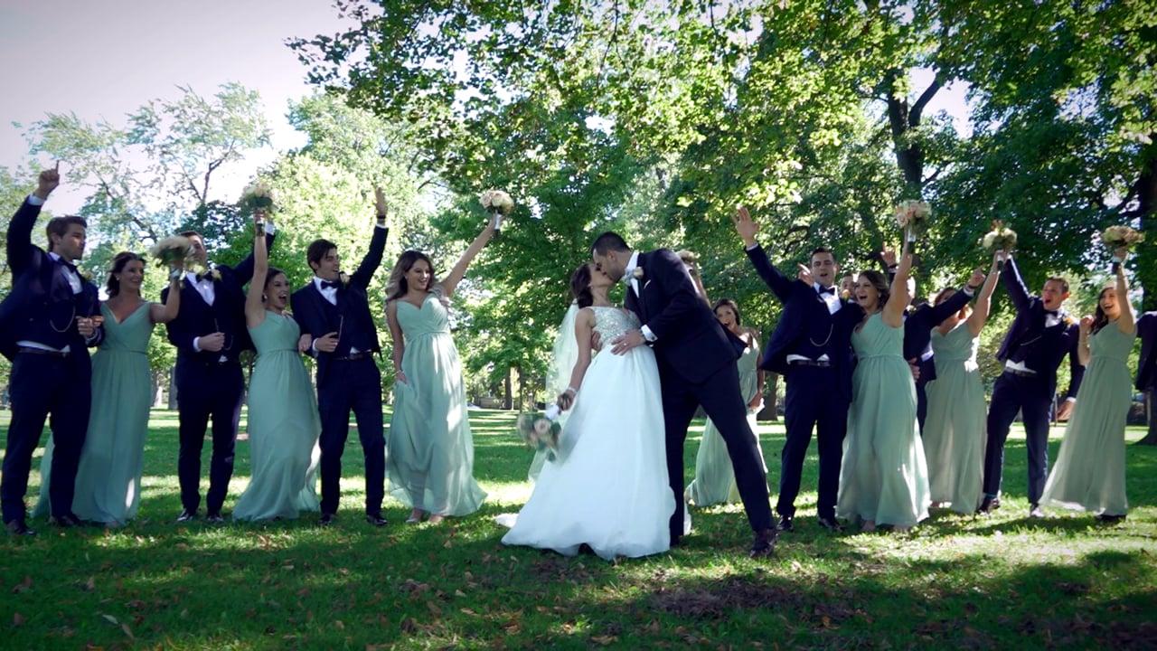 TATJANA & CHRISTOPHER, Wedding Day Highlights