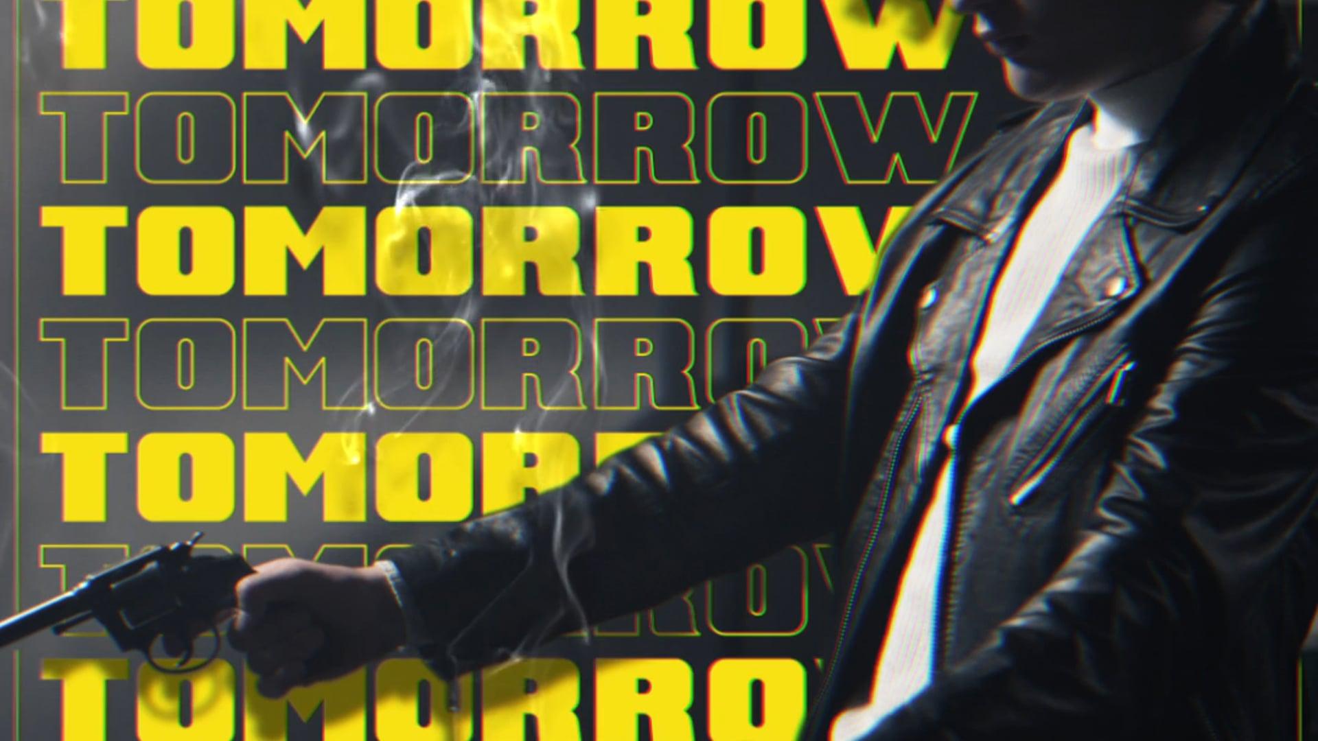 "DIGITAL - ""TOMORROW"" - 1x1"
