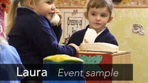 Watch Laura - Event sample - without additional materials