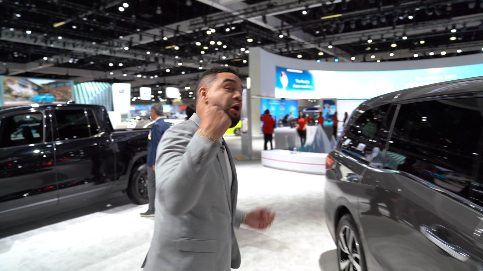 Honda-LA Auto Show_BTS