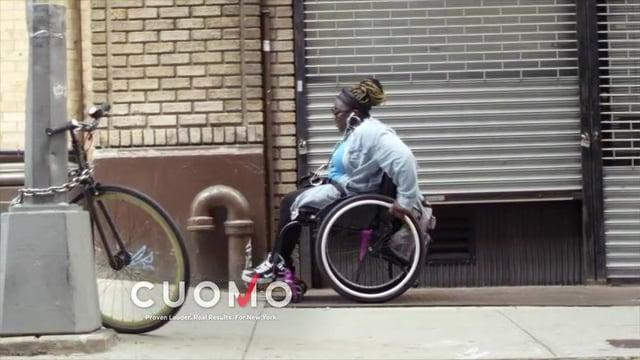 """Andrew Cuomo 2018 - Re-Election Campaign for Governor 2018 - """"Destini"""""""