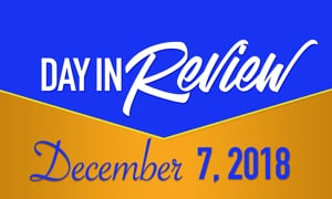 HIS Morning Crew Day in Review: Friday, December 6, 2018