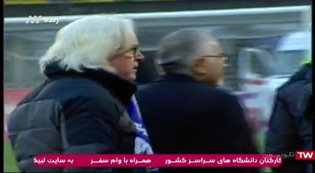 Sepidrood v Esteghlal - Full - Week 15 - 2018/19 Iran Pro League