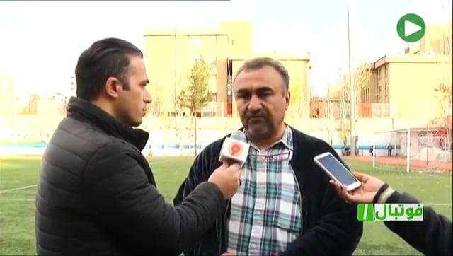 Shahrdari Tabriz v Mes Kerman - Highlights - Week 15 - 2018/19 Azadegan League