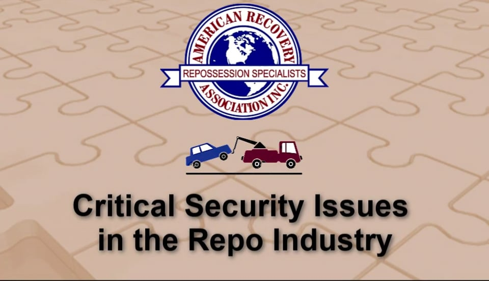 ARA Field Agent -Safety and Security - Page 8- Rep