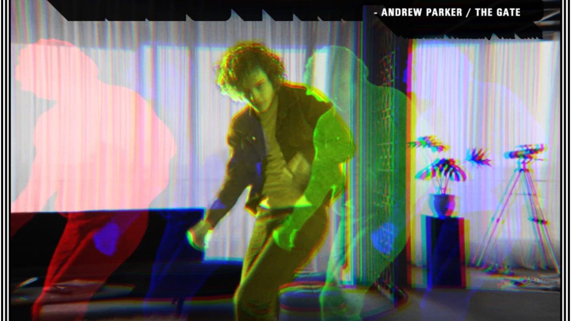 """DIGITAL - """"DANCING ELECTRIFYING"""" -1x1"""