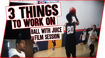 FILM SESSION! What Do We Need To Work On? - BALL with JUICE Ep.3