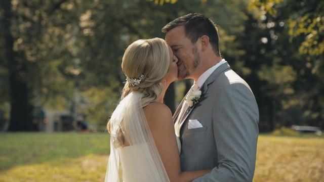 Brittany + Dan | Cinematic Wedding Teaser by Wynn Films