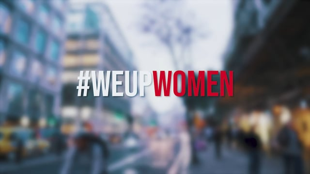 #WeUpWomen - London