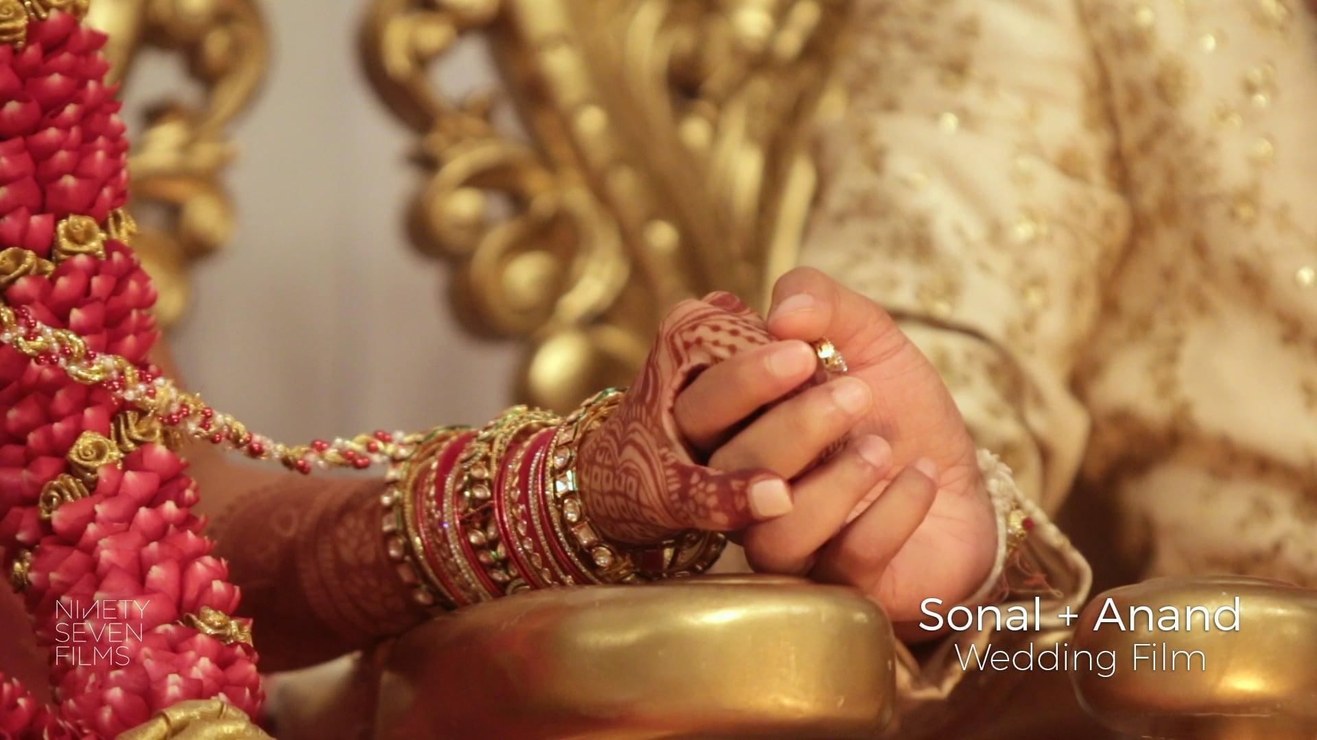 The Henry Hotel Dearborn Hindu Wedding | Sonal + Anand Wedding Film
