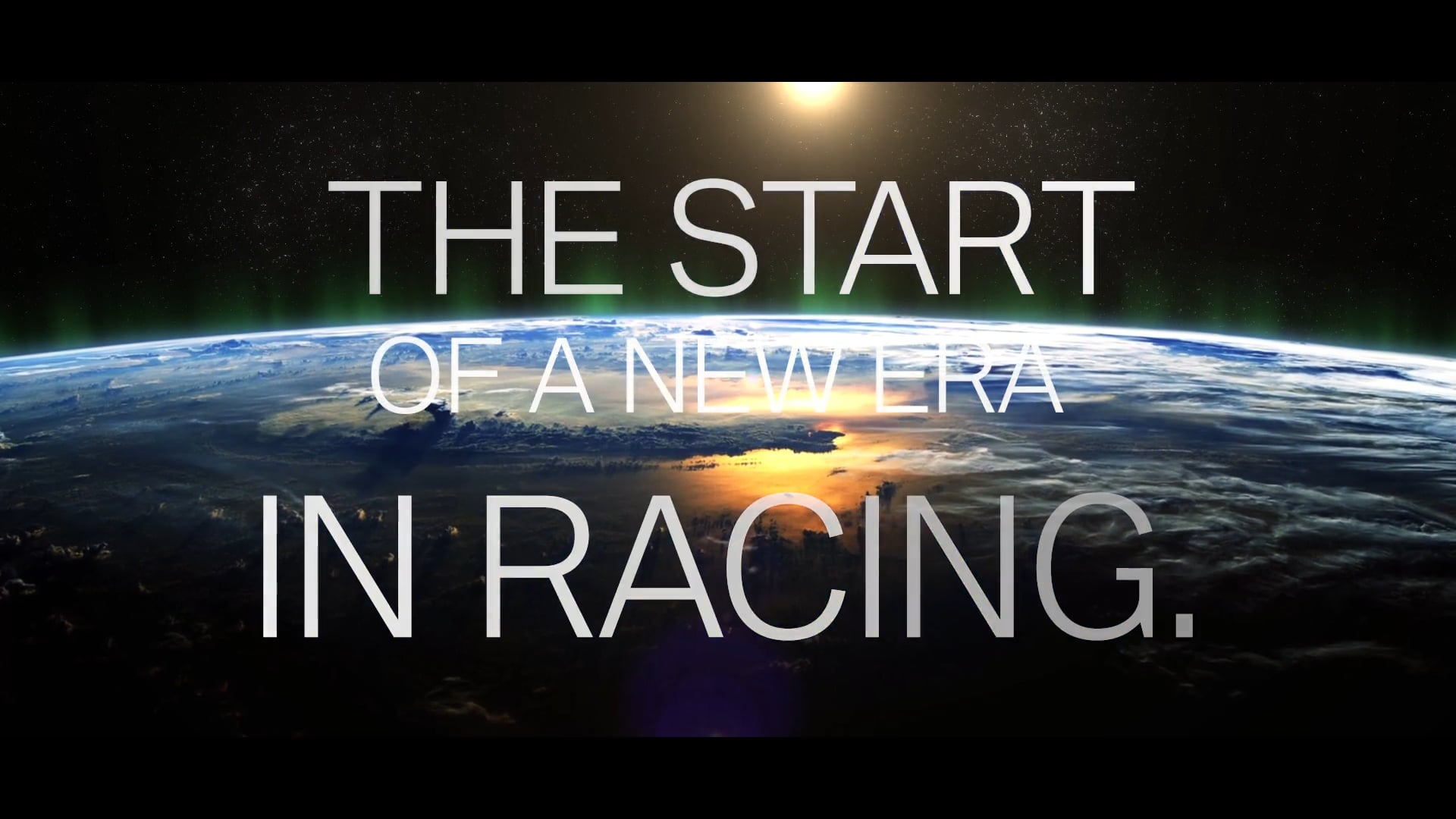 BMW Formula e teaser