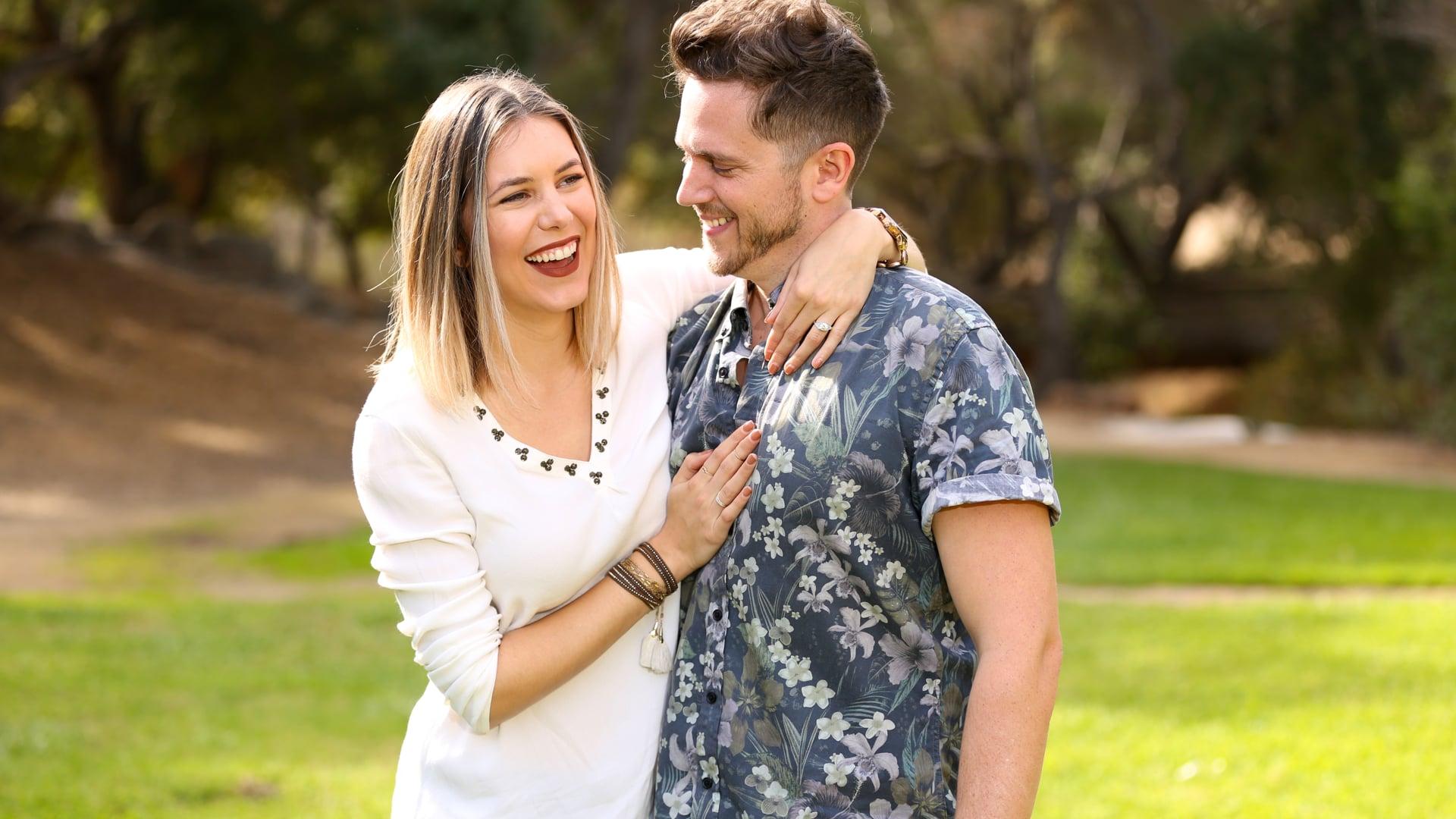 David & Danielle's Surprise Engagement & Party