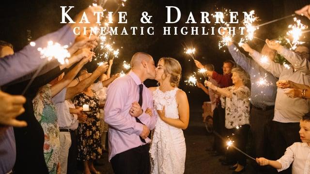 Katie & Darren Test