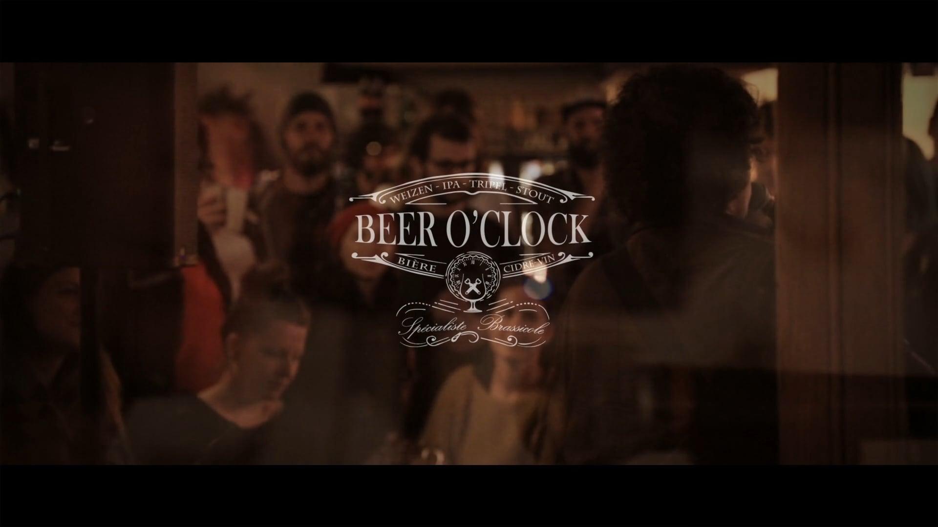Beer O Clock  - 1st Live Concert