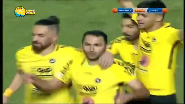 Sepahan v Persepolis - Highlights - Week 12 - 2018/19 Iran Pro League