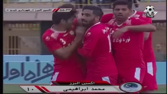 Oxin v Shahrdari Tabriz - Highlights - Week 15 - 2018/19 Azadegan League