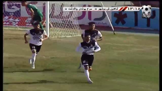 Shahin Bushehr v SorkhPooshan - Highlights - Week 16 - 2018/19 Azadegan League