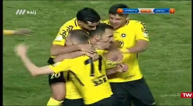 Sepahan v Persepolis - Full - Week 12 - 2018/19 Iran Pro League