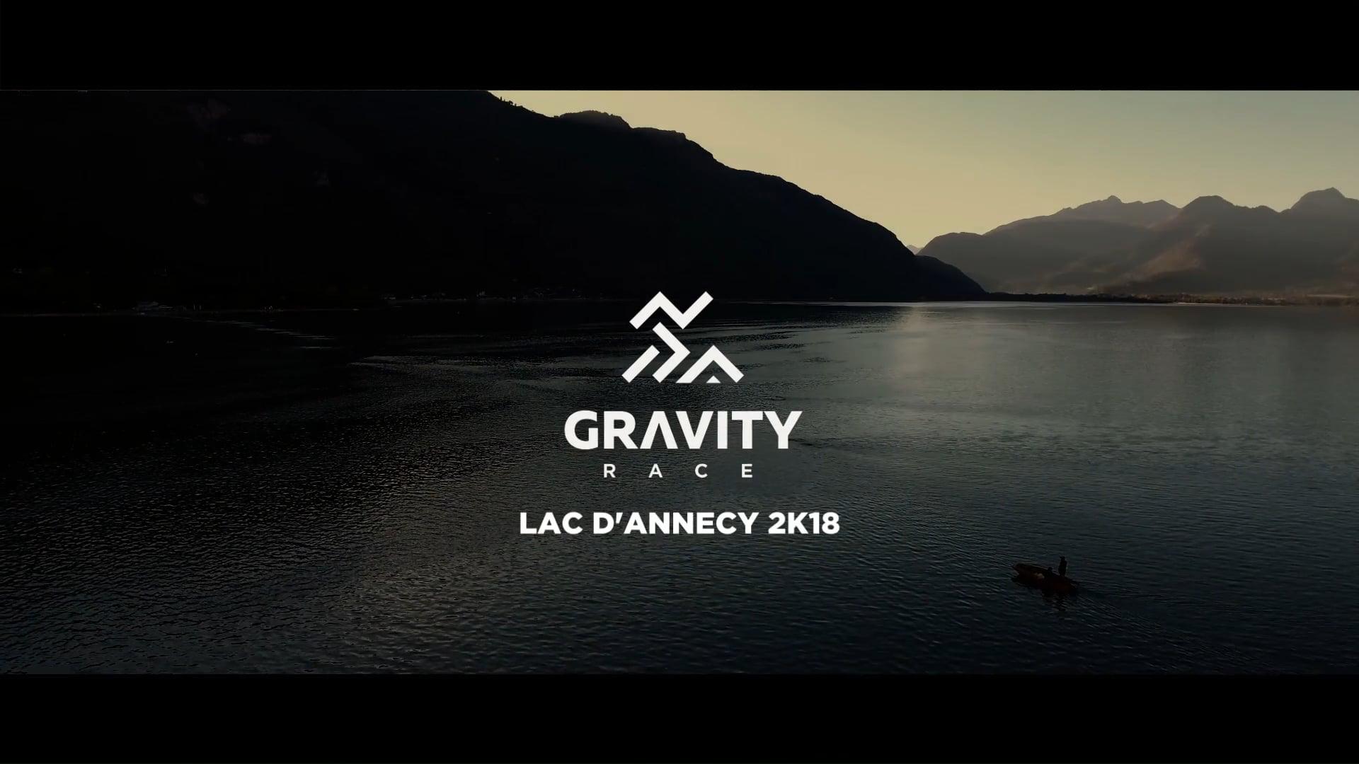 GAVITY RACE - ANNECY 2K18 (TEASER)