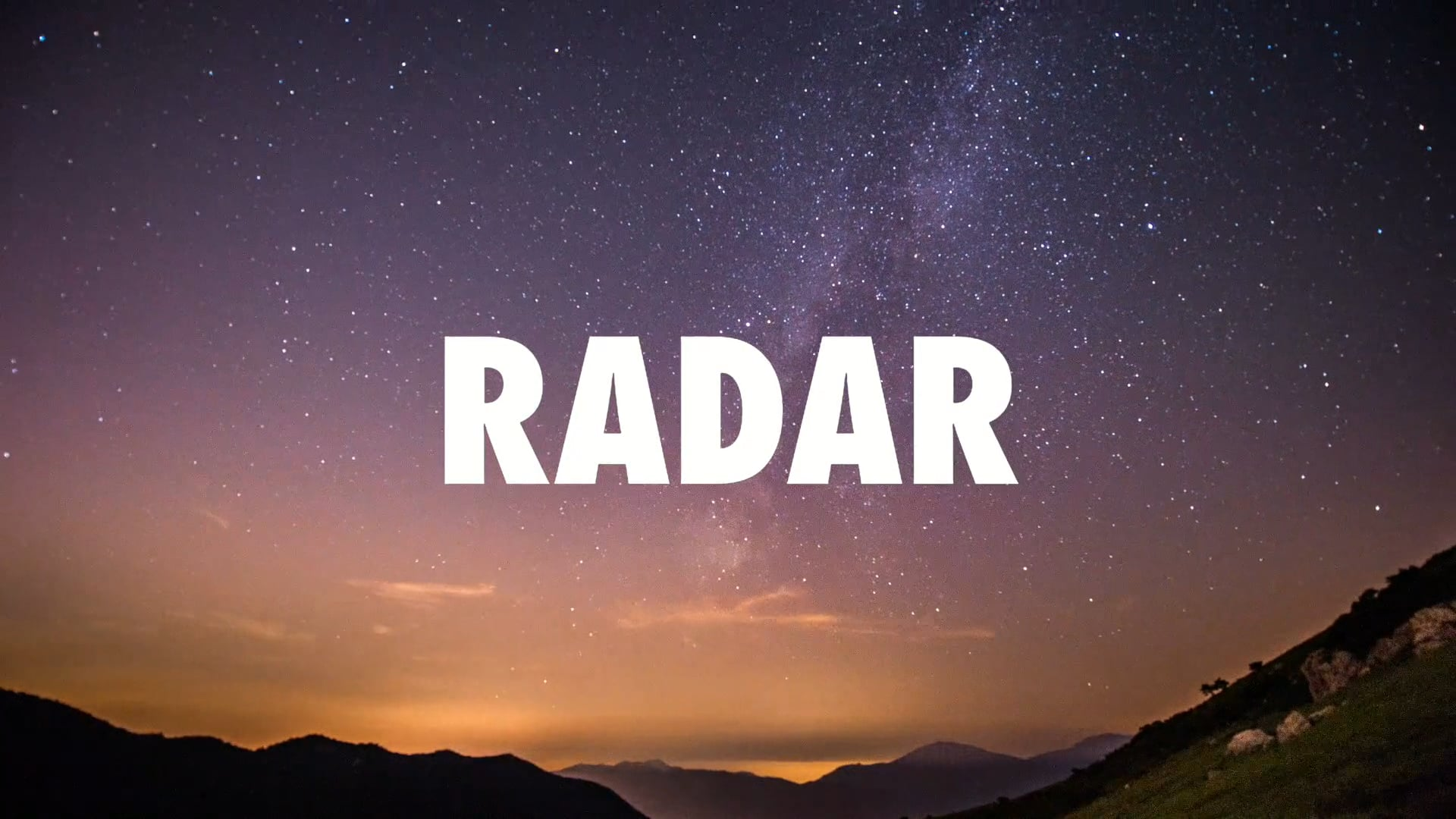 REEL RADAR PROD