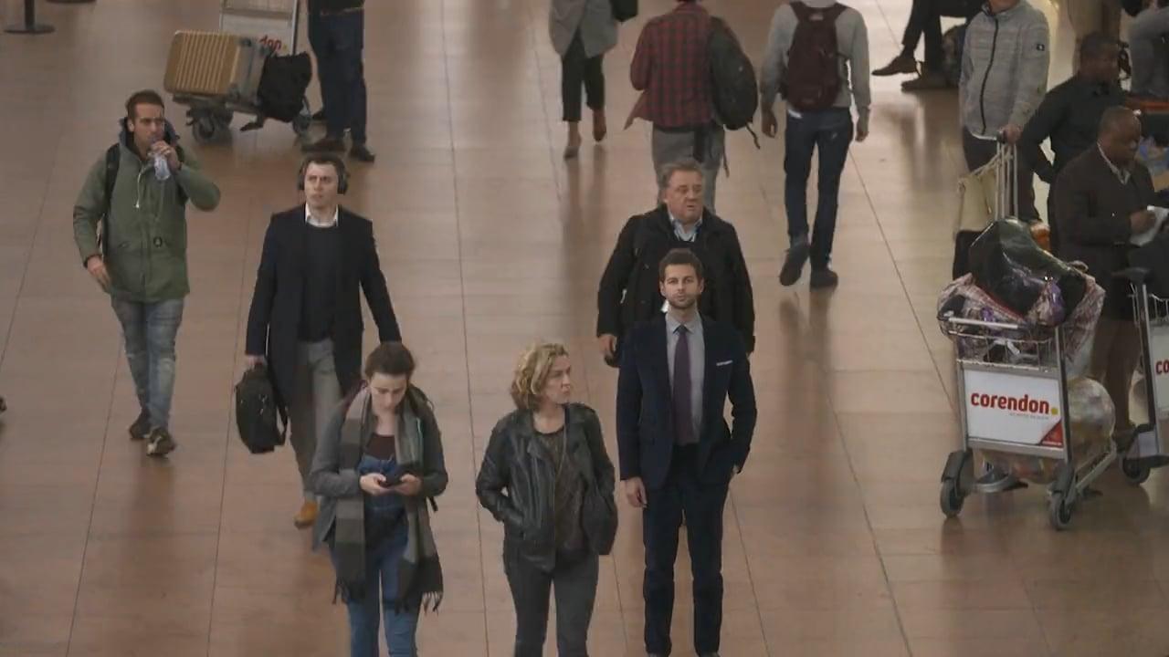 Embarquement : Belgique - Bruxelles plus internationale que belge ?