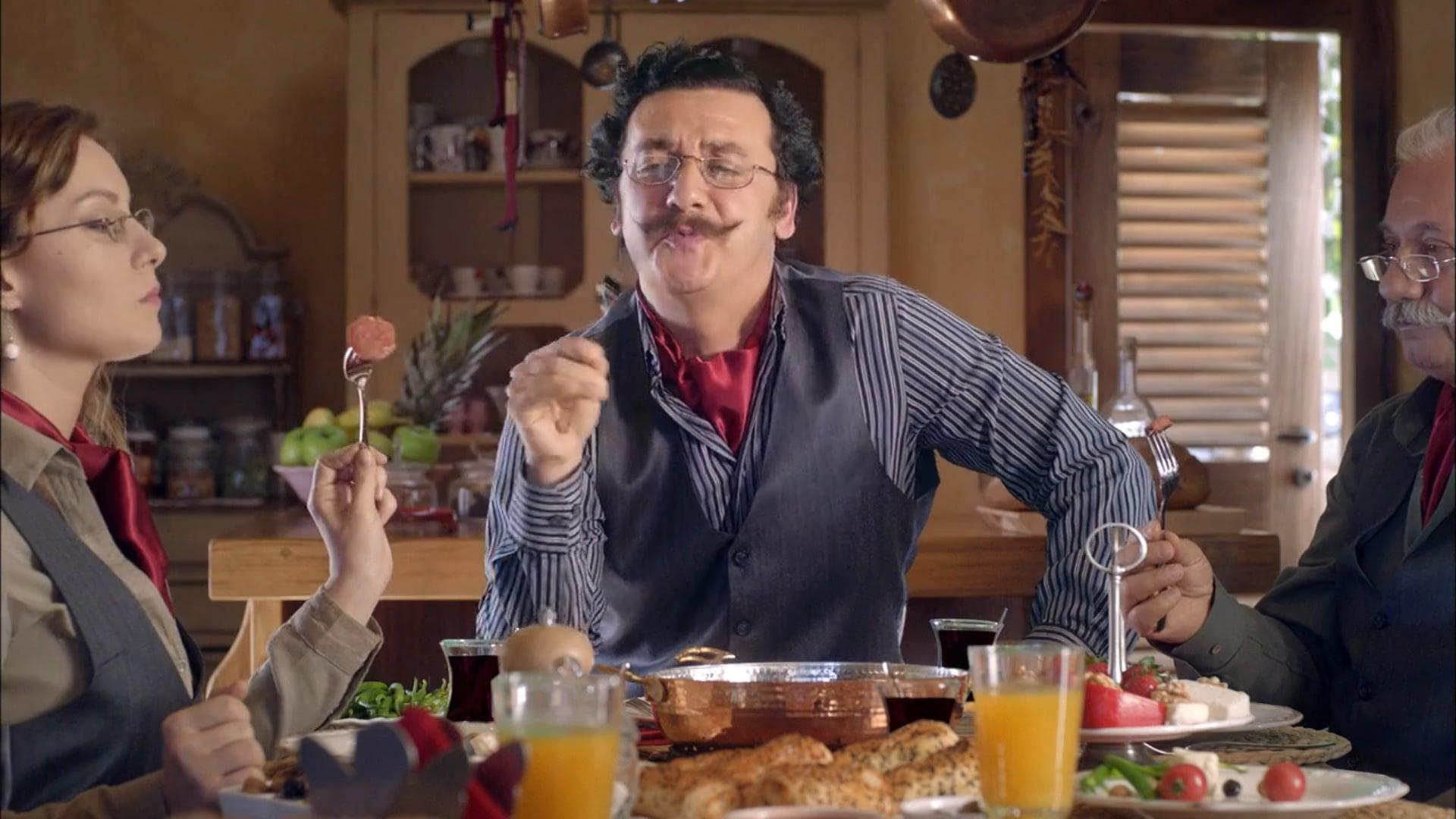 Ezel Akay -Gurme Sucuk TVC