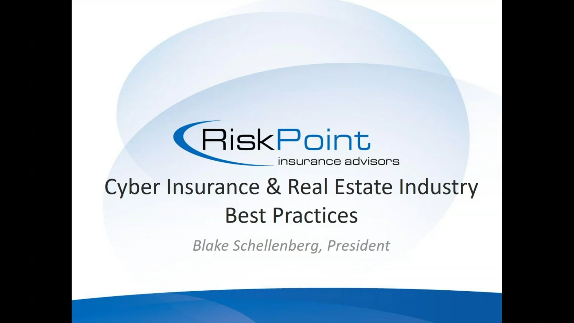 Cyber Insurance for Real Estate