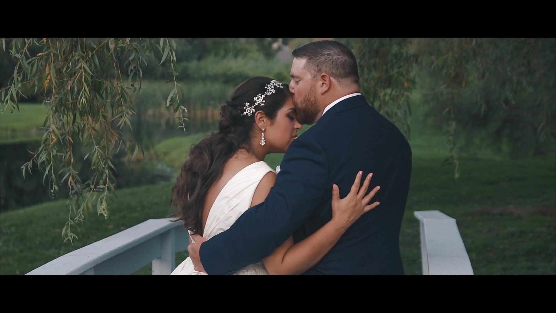 The Barns at Wesleyan Hills // Lauren + James // 8.5.18 // Wedding Film