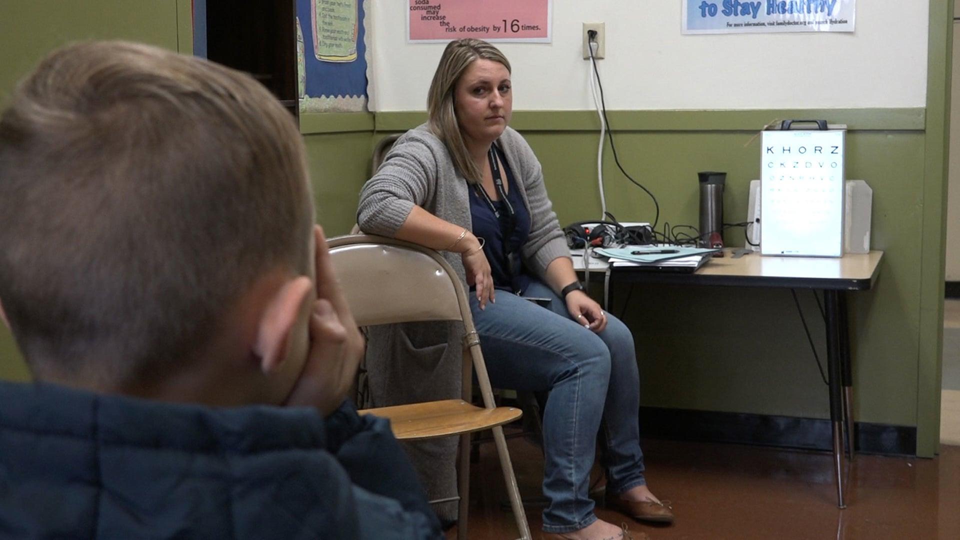 The Oakland School Nursing Shortage