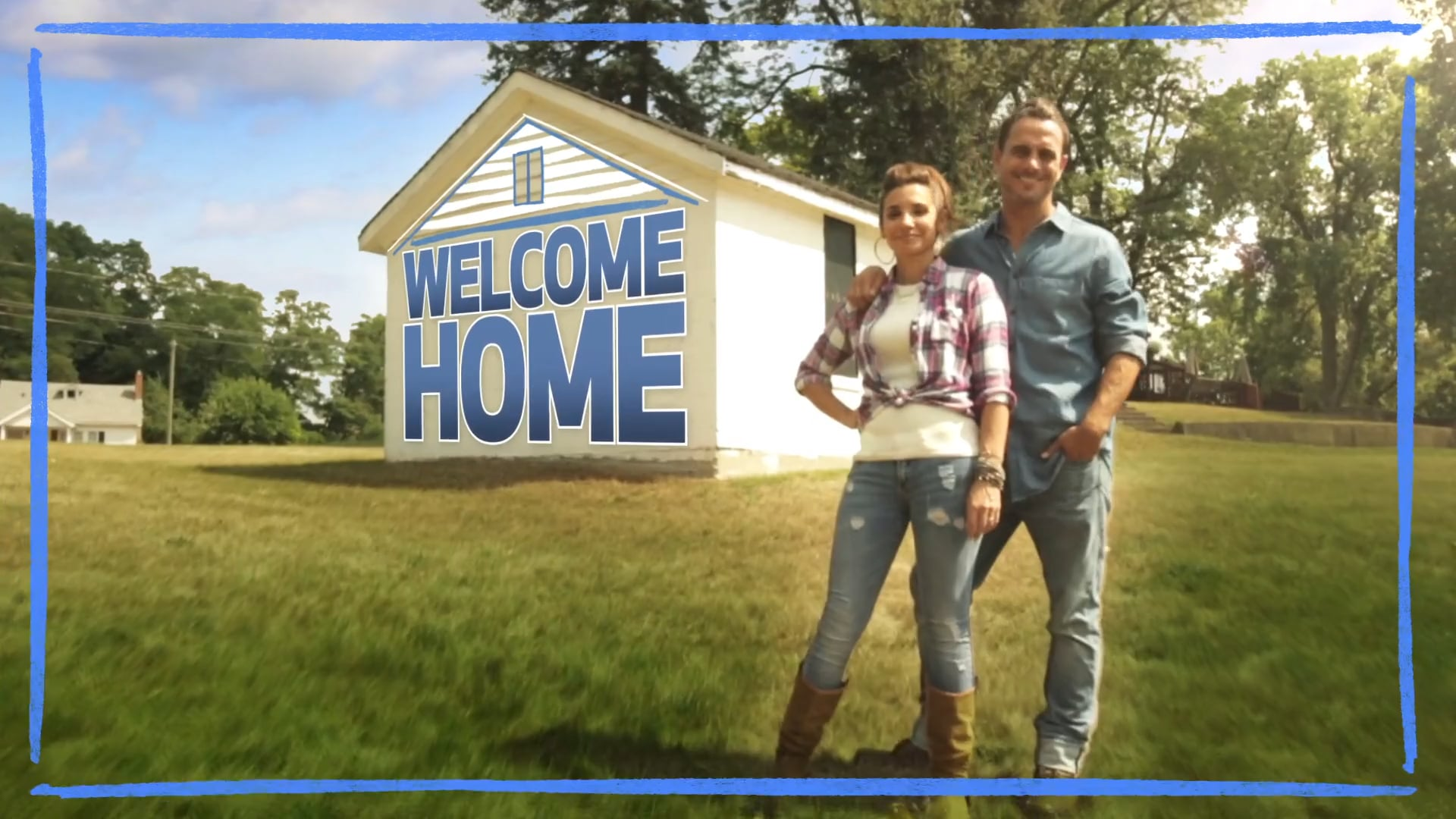 Welcome Home - 2x Emmy Nominated CW Network Show