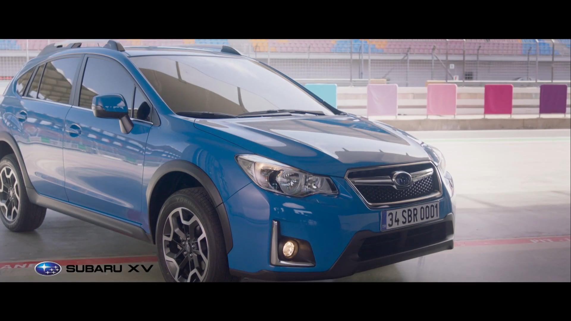 Bora Egemen Subaru XV Benim Starim-Celebrit/ Car
