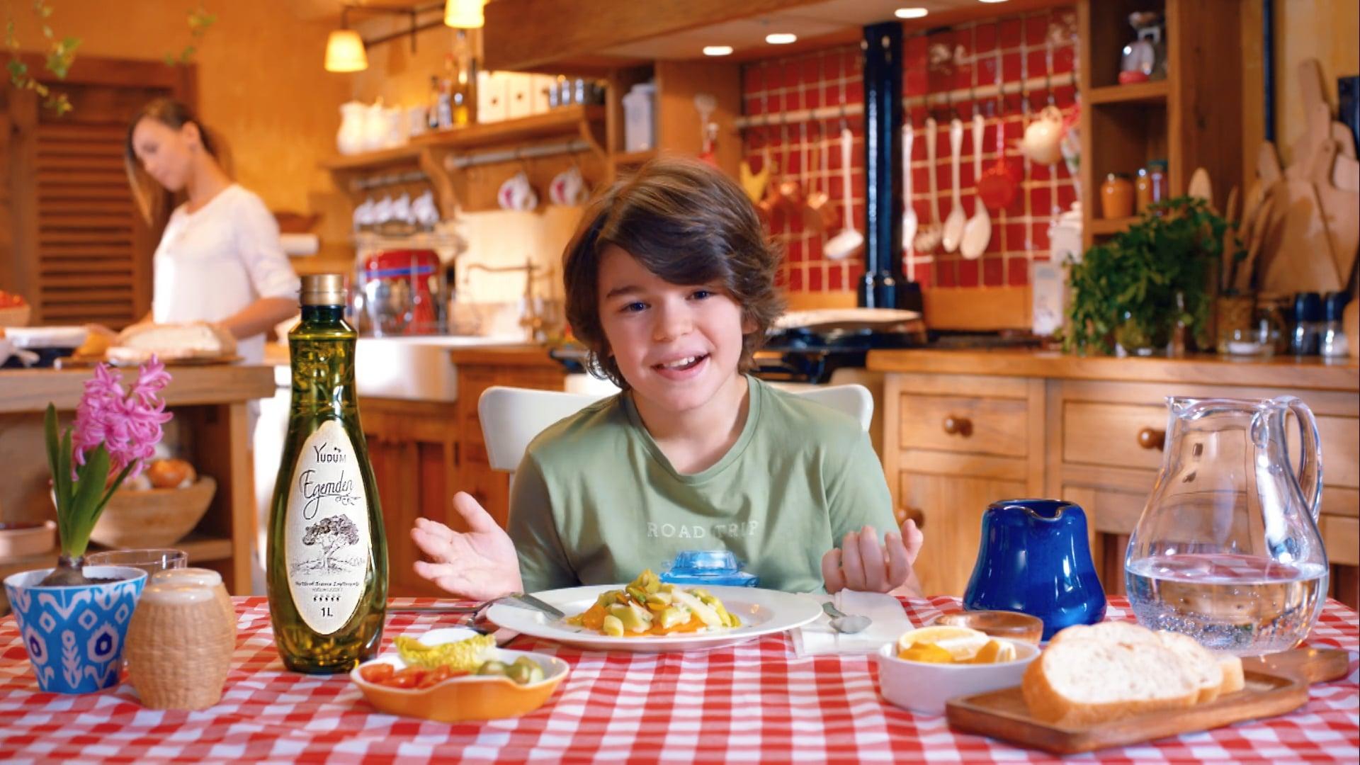 Bora Egemen-Egemden Olive Oil Kid