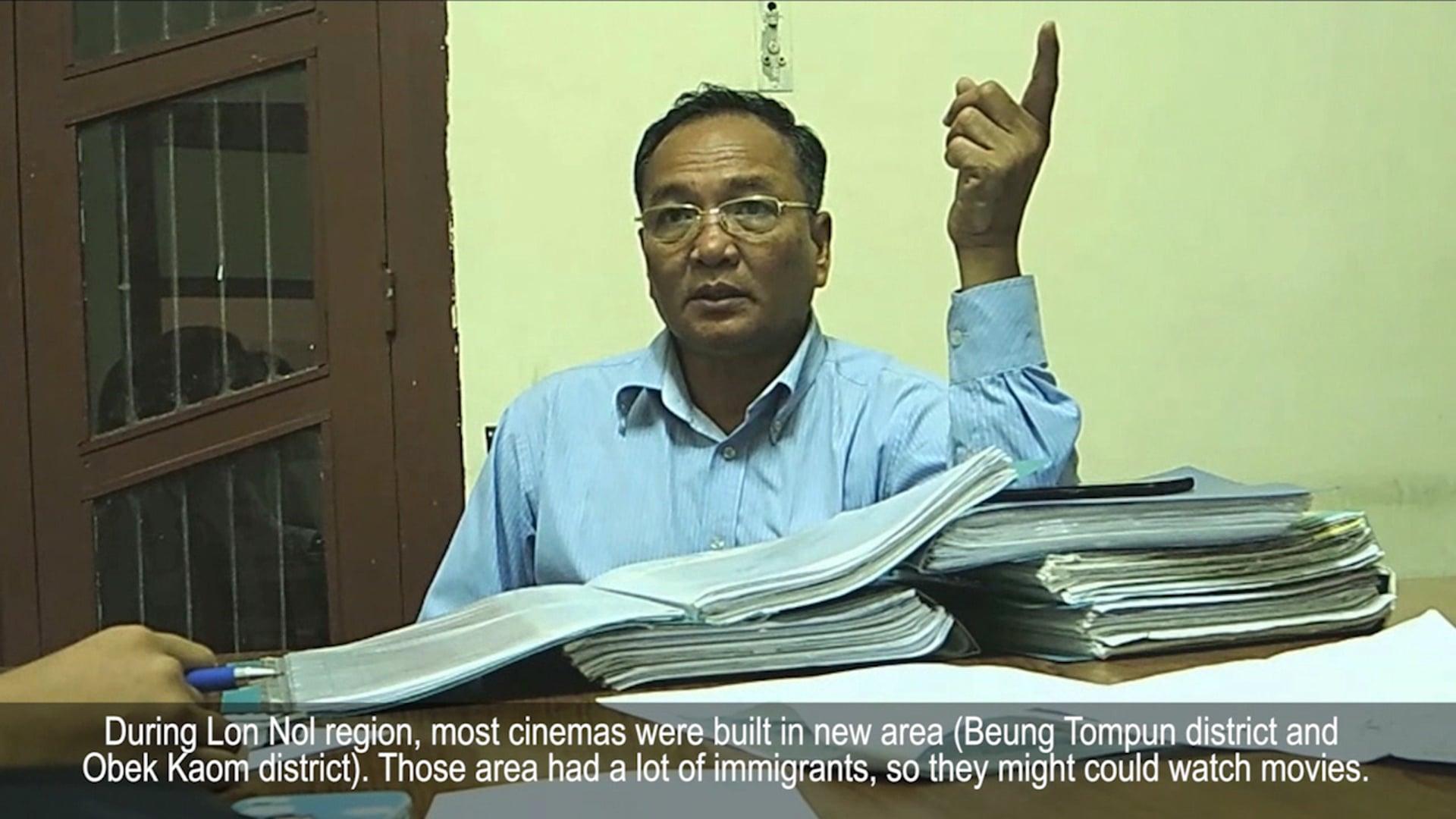 Mr. Sin Chansaya