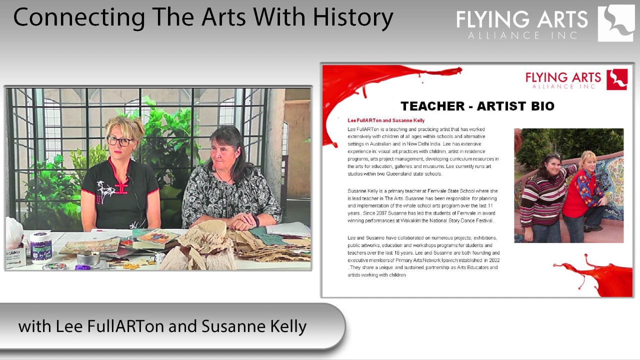 CASC - The Arts and History
