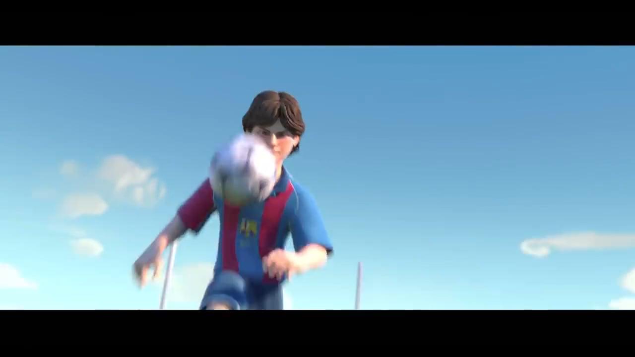 """""""Heart of Lio"""" Leo Messi"""