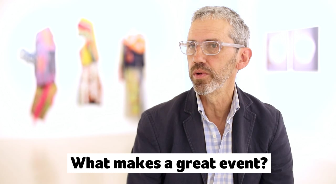 What makes a great event?