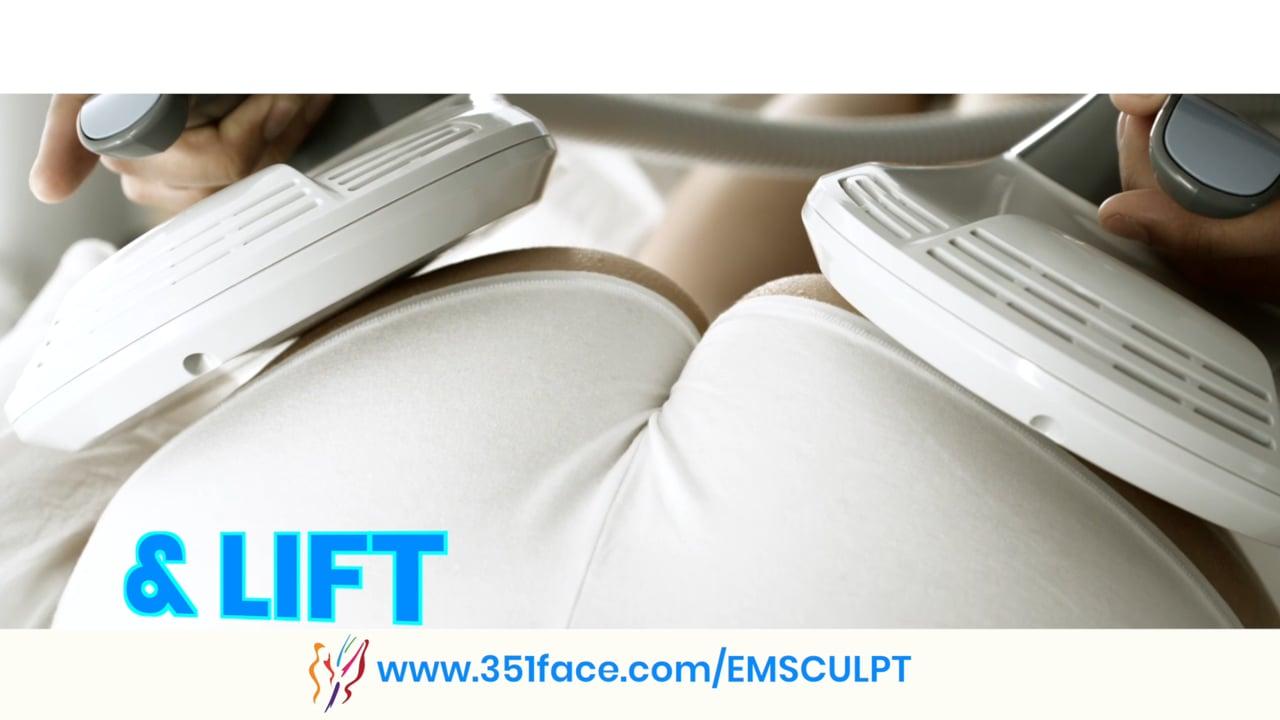 EMSCULPT Commercial BUTT_TV