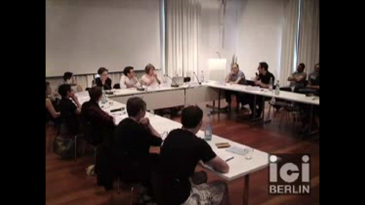 Discussion with Bini Adamczak
