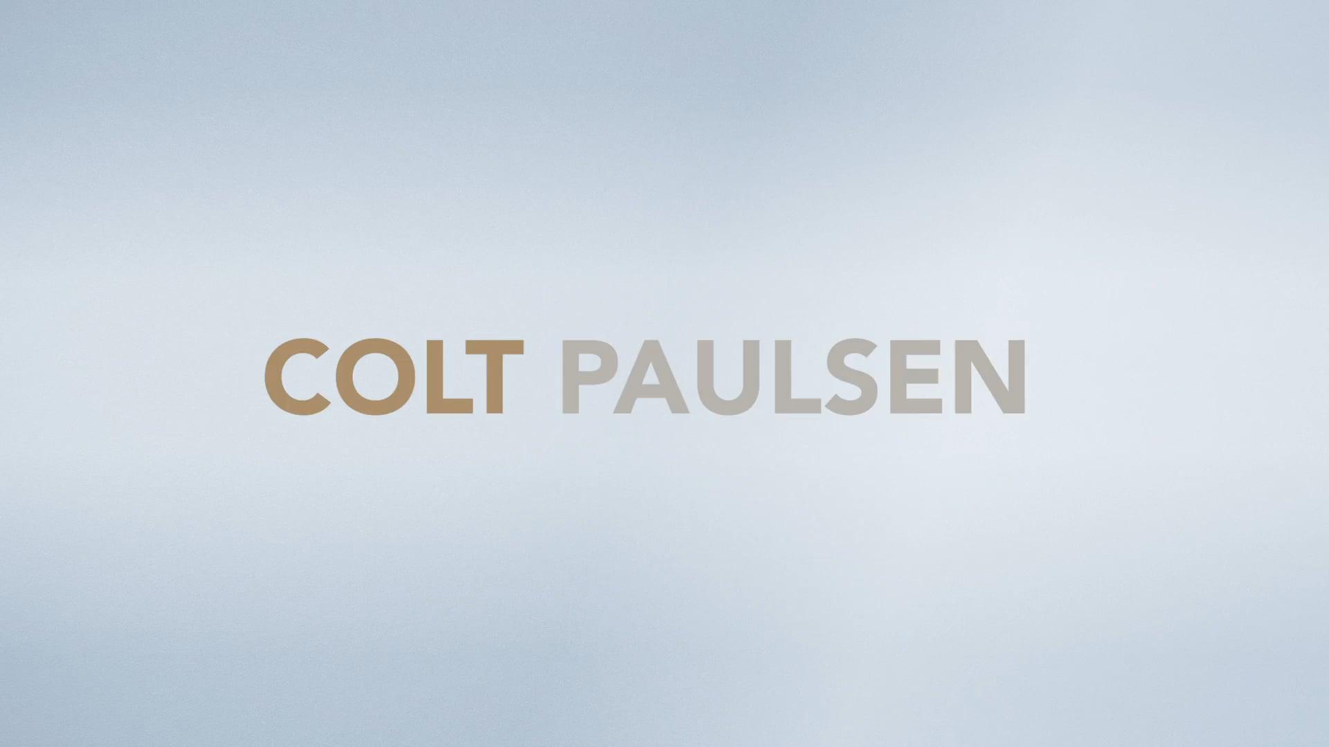 Colt Paulsen Vio