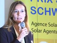 Prix Solaire Suisse 2018 - SIG - Partenaire principal - Christelle Anthoine Bourgeois
