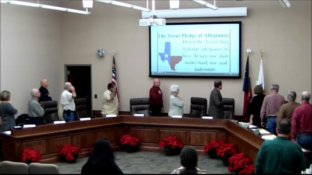 12-10-18 Council Meeting