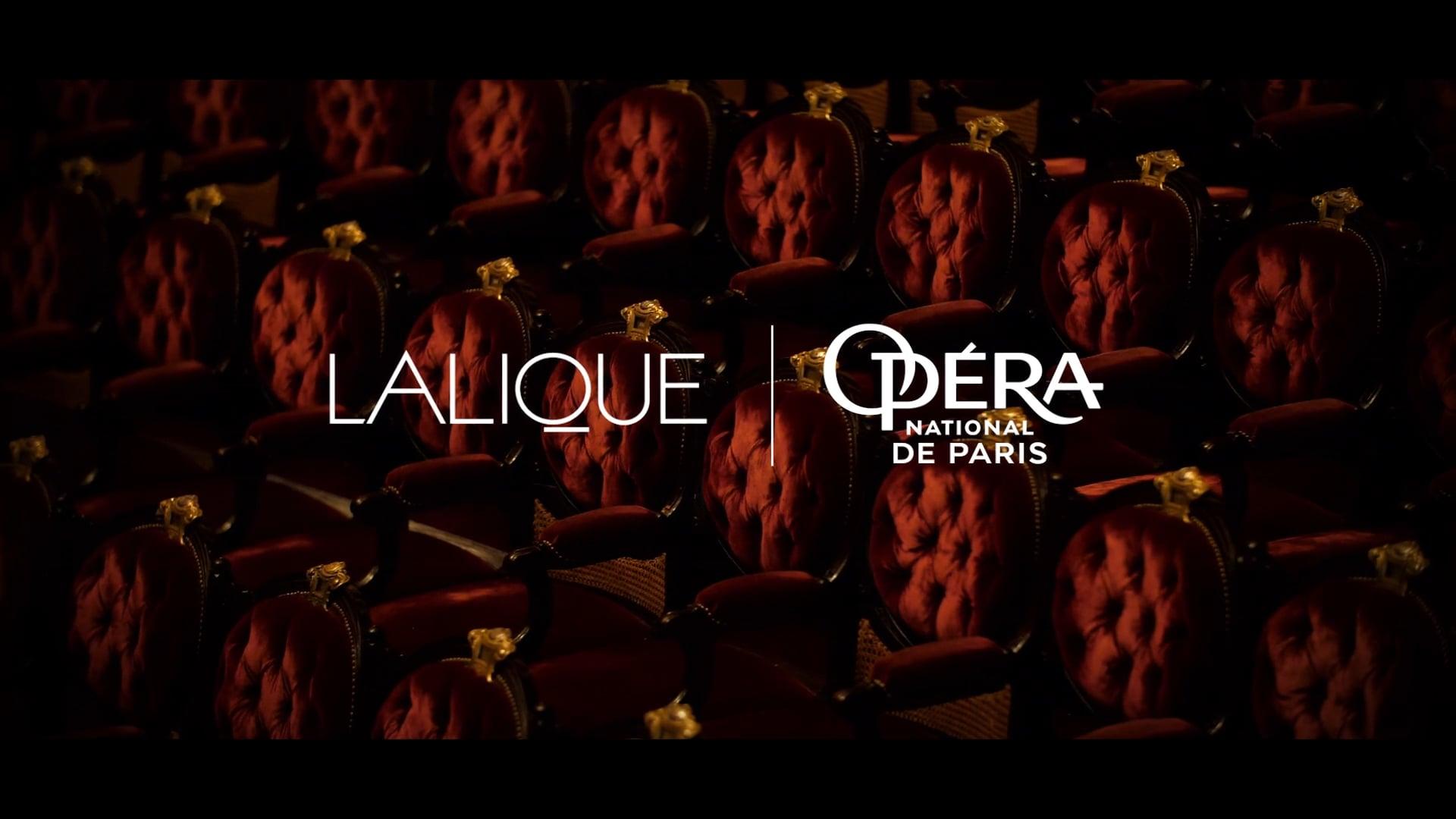 Lalique / Opera de Paris