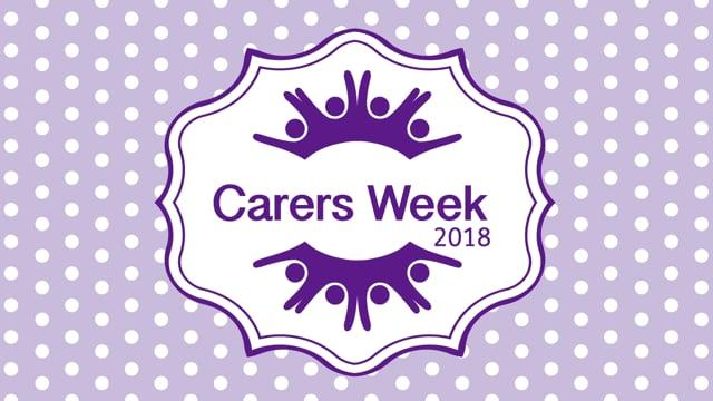 Carers Week 2018