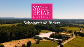 Riding at Sweet Briar College
