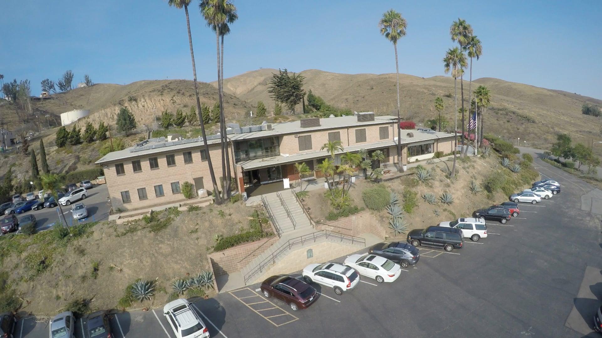 Poinsettia Pavilion Ventura Venue Tour 4K