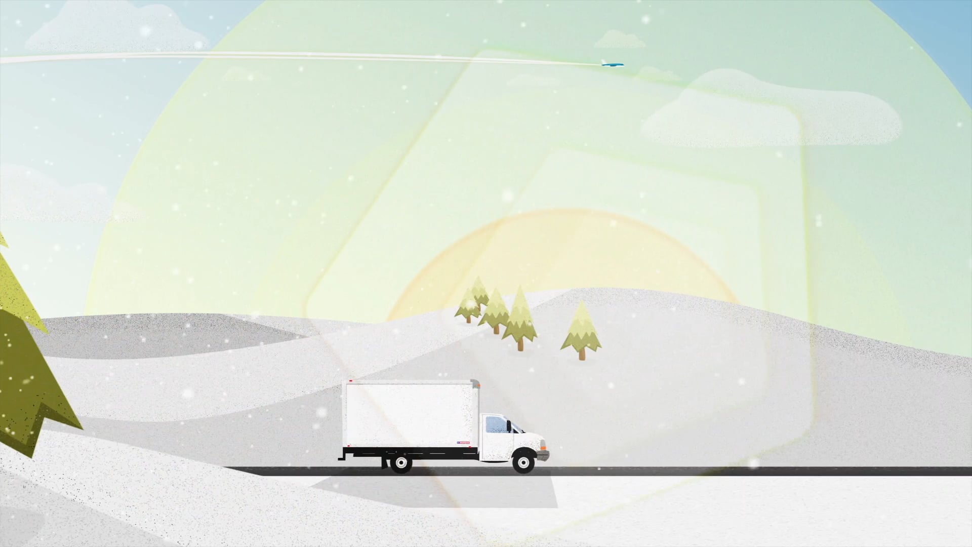 Motion Graphics—Holiday Animation