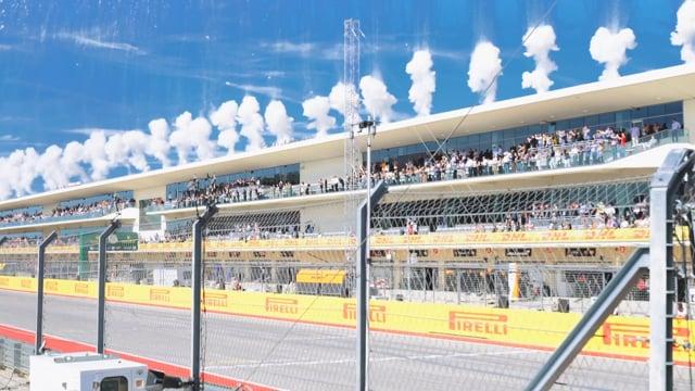 Formula 1 Race - USGP